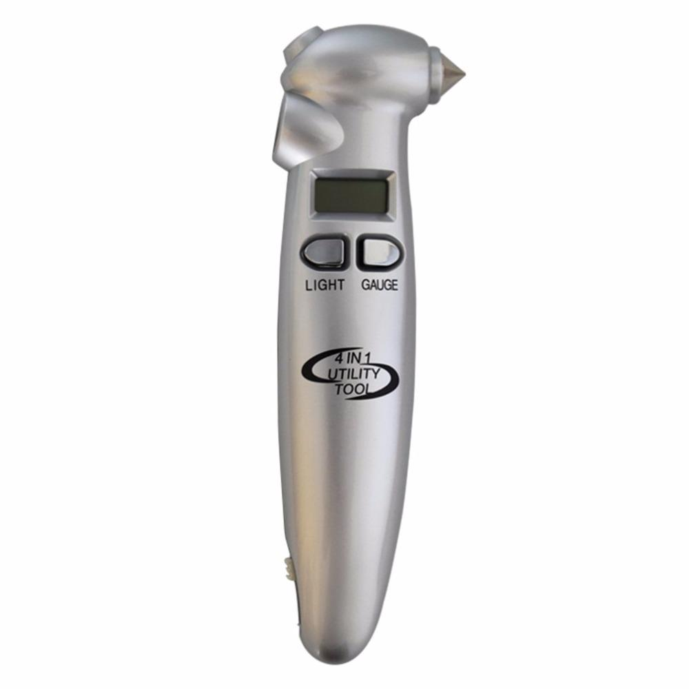 Digital Tire Pressure Gauge Urban Pronto