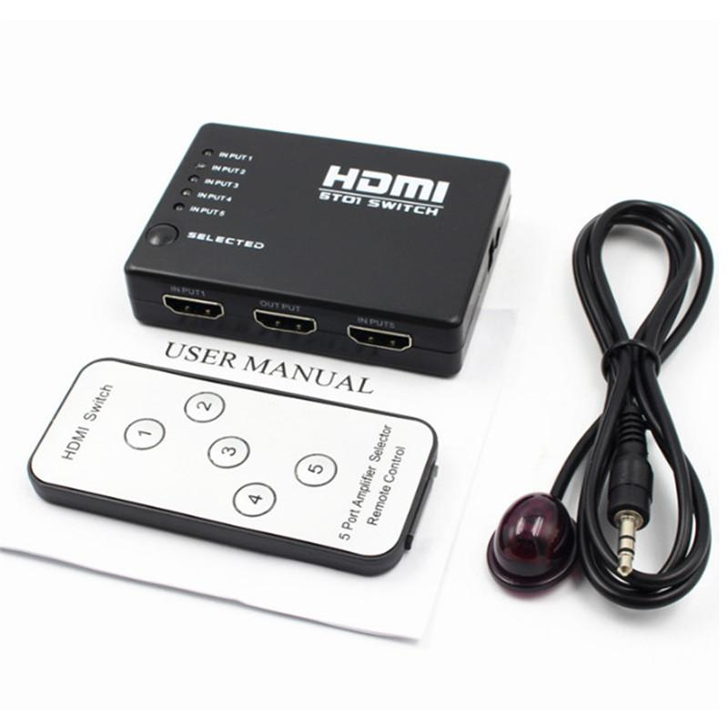 HDMI SWITCH Urban Pronto