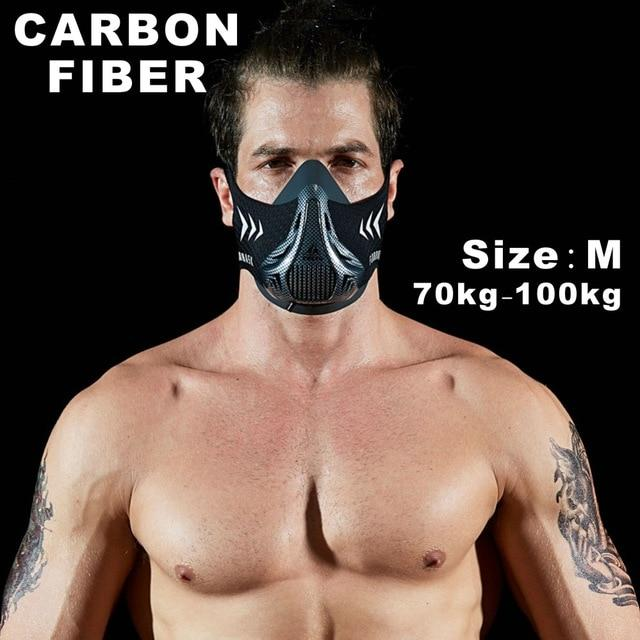 Altitude SportsTraining Fitness Mask Urban Pronto Carbon fiber M