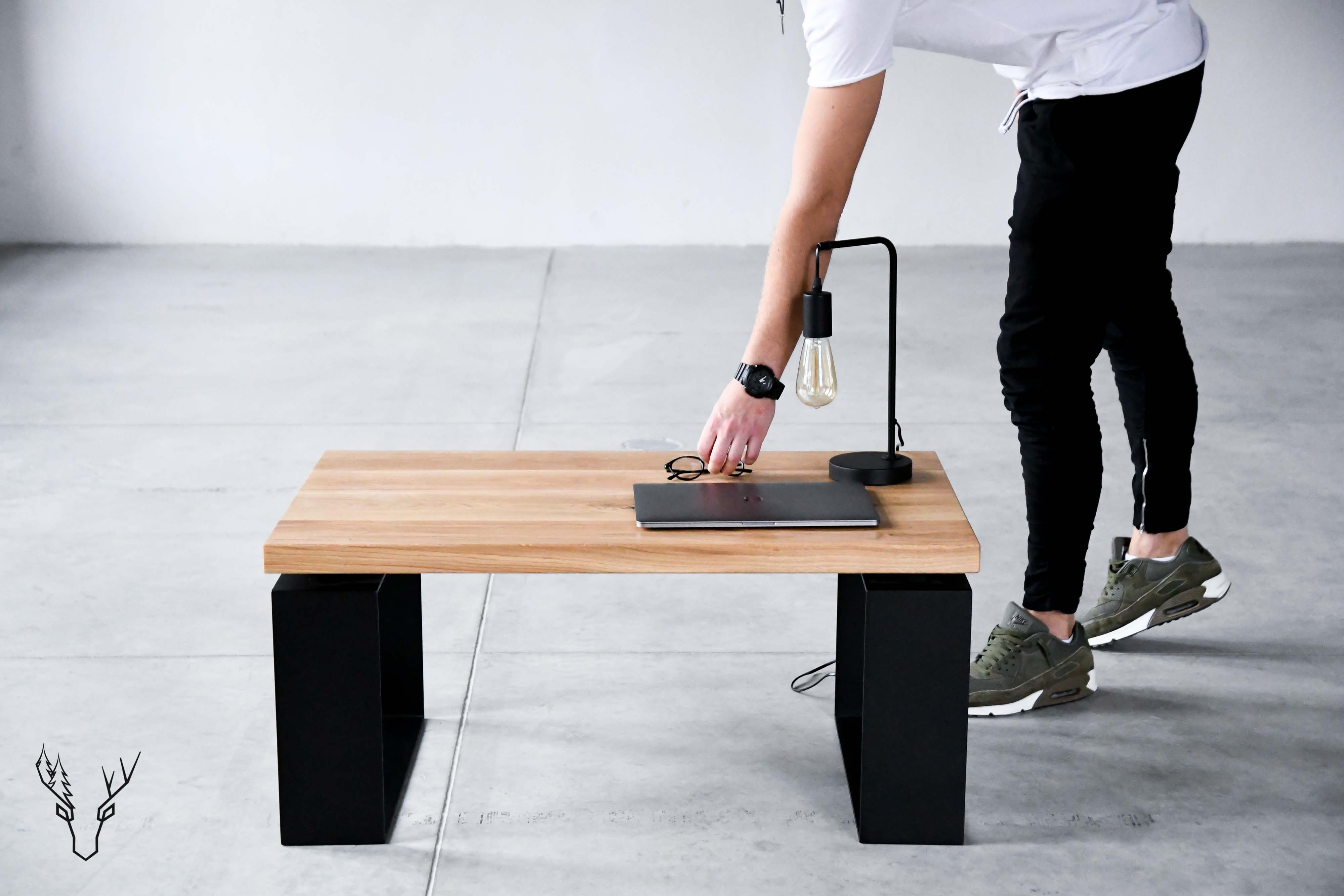 Coffee Table № Two - Wild Wood Factory