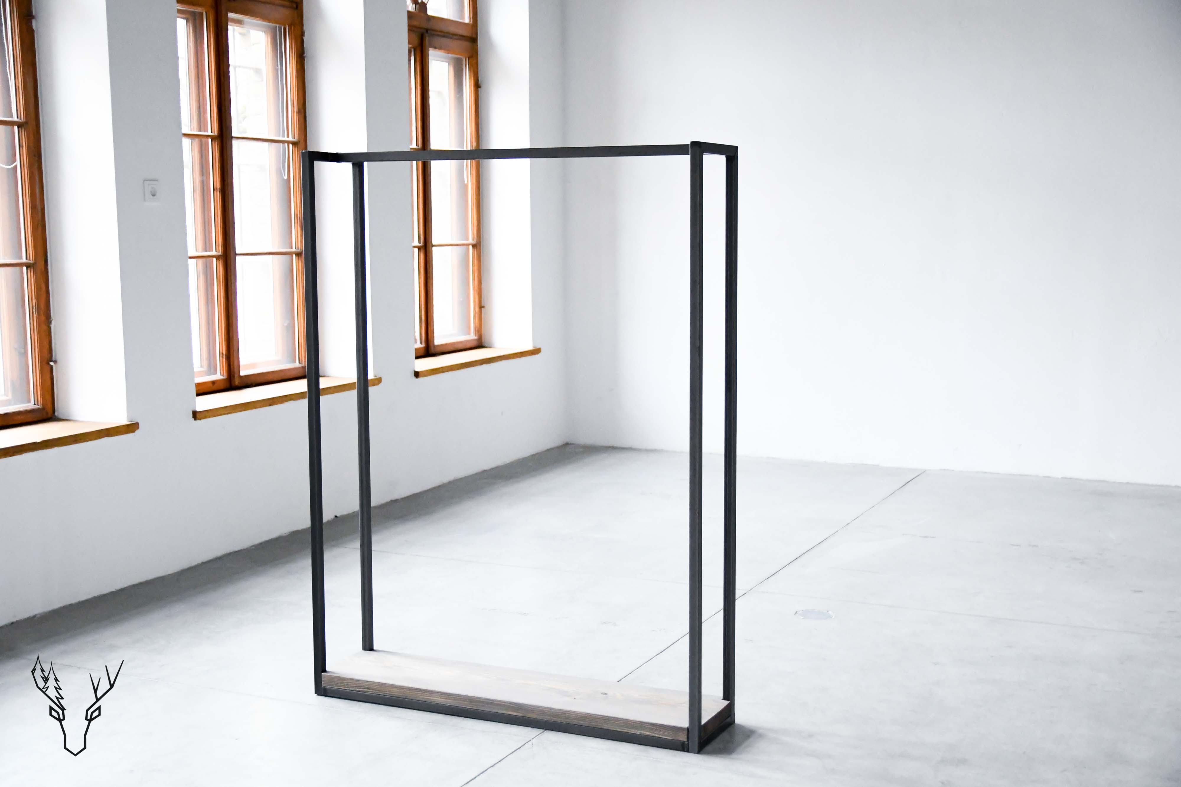Clothing Rail collapsible № Six - Wild Wood Factory
