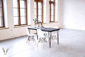 Dining Table № Twelve - Wild Wood Factory