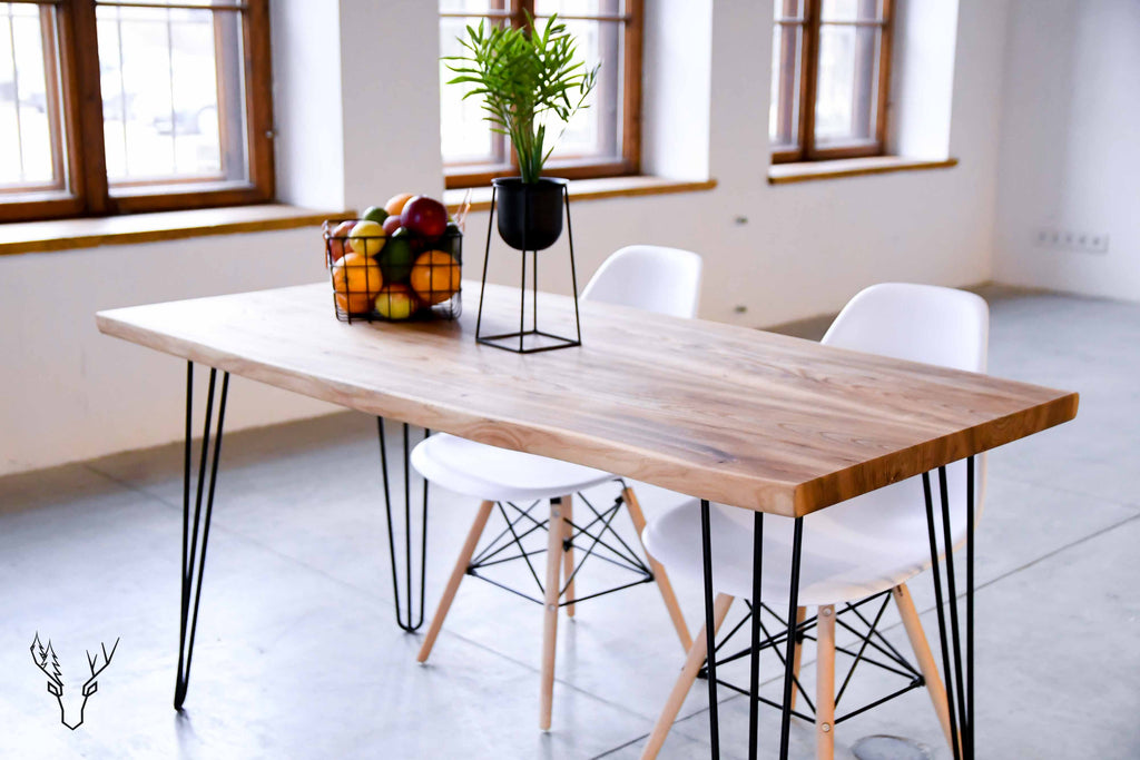 Dining Table № Seven - Wild Wood Factory