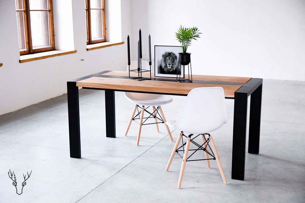 Dining Table № Nine - Wild Wood Factory