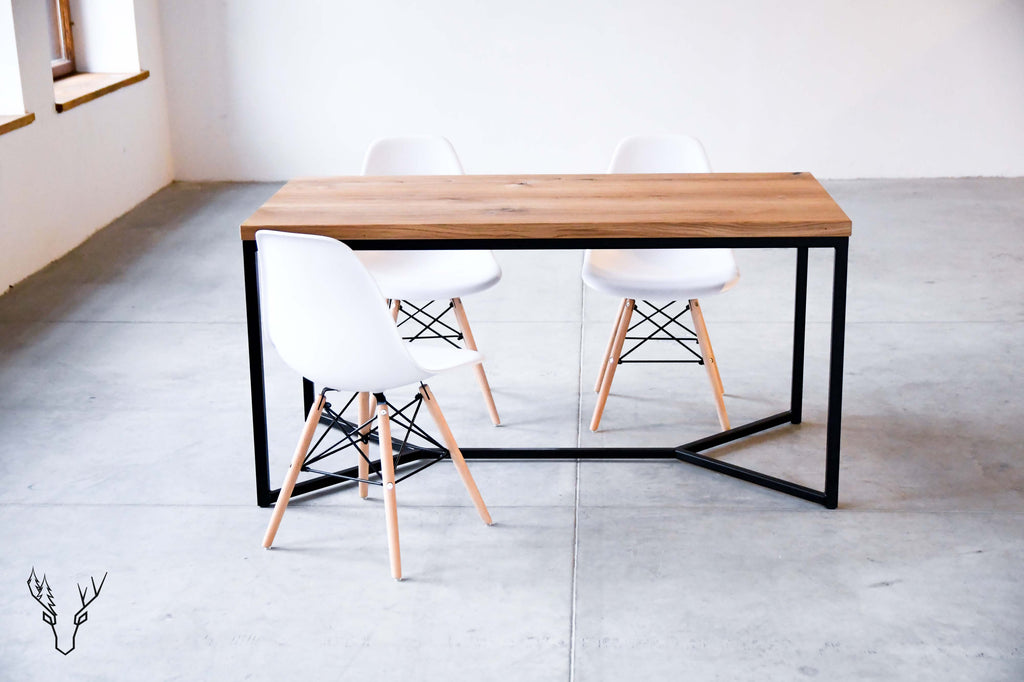 Dining Table № One - Wild Wood Factory