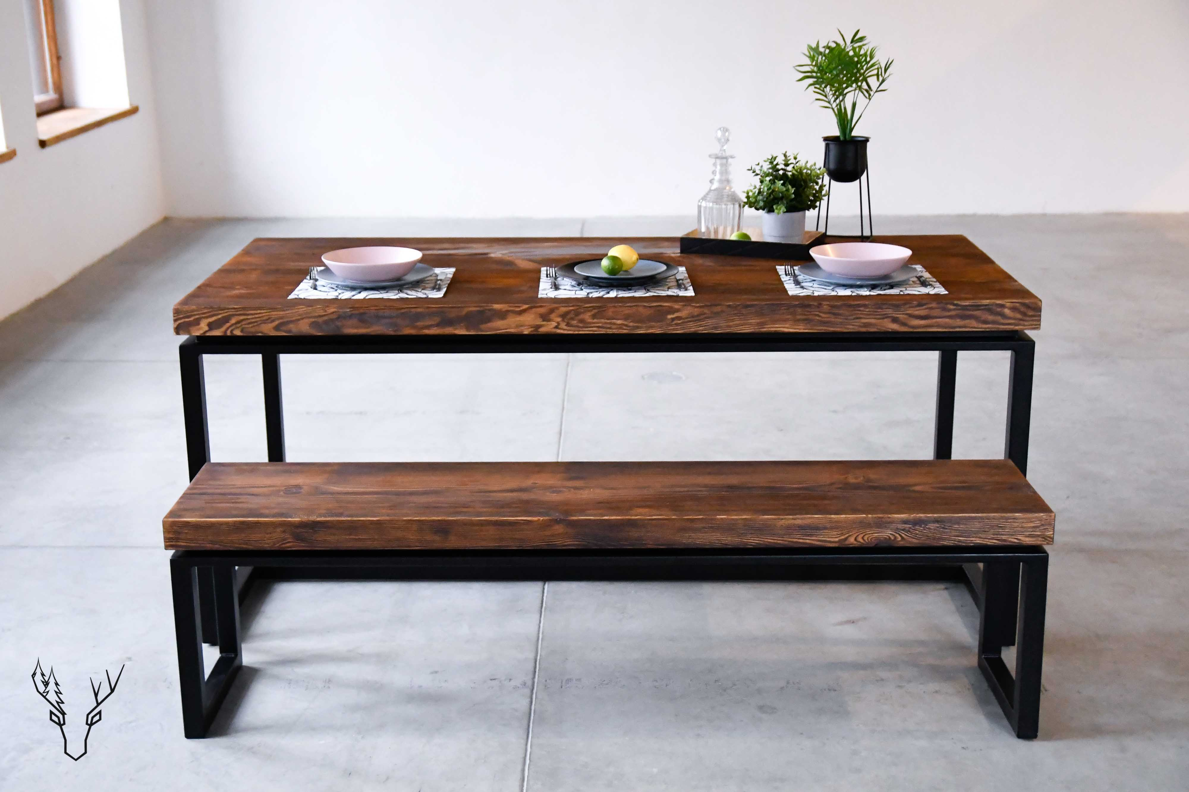 Dining Table № Six - Wild Wood Factory