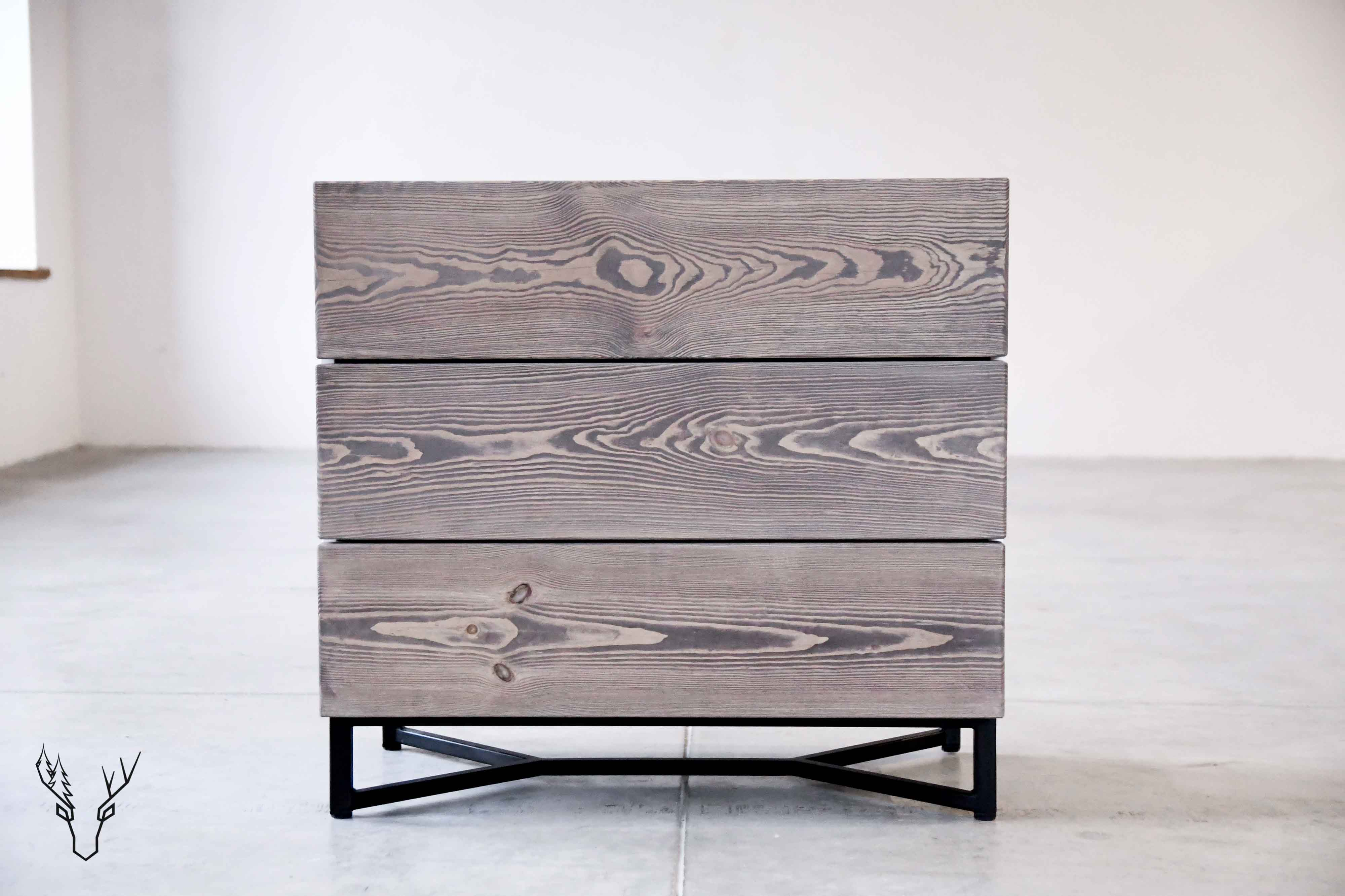 Sideboard 3 № One - Wild Wood Factory