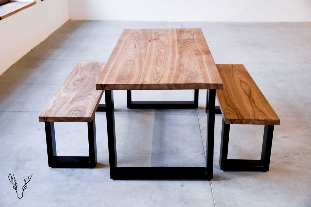 Dining Table № Five - Wild Wood Factory