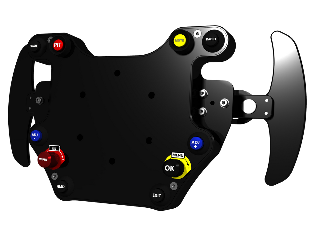 B16M-SC - Simucube Wireless Wheel™ - Button Plate - RACEWERK