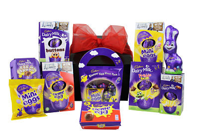 The Cadbury's Easter Egg Box