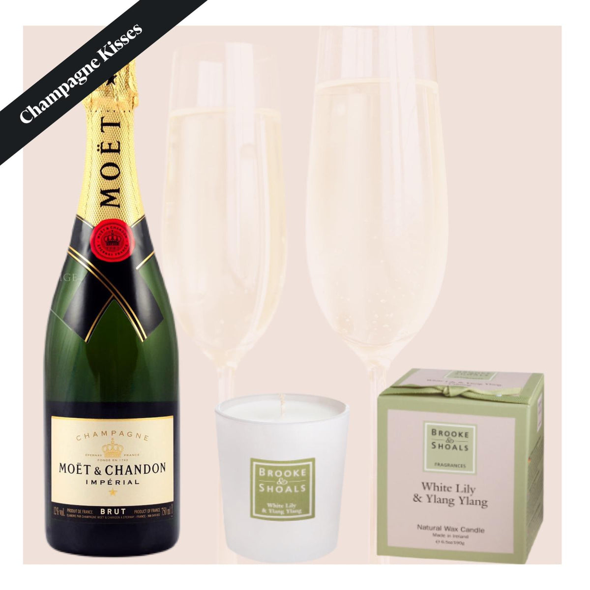 Champagne Kisses Hamper