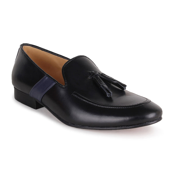 Azure Ribbon Loafer