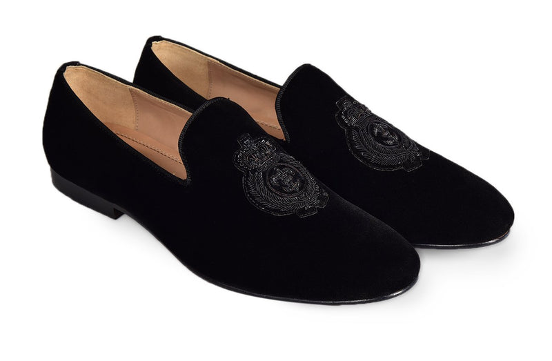 Artillery Black Men Slipper