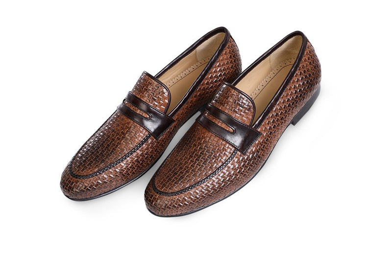 ECRU AGUDO SADDLE LOAFER