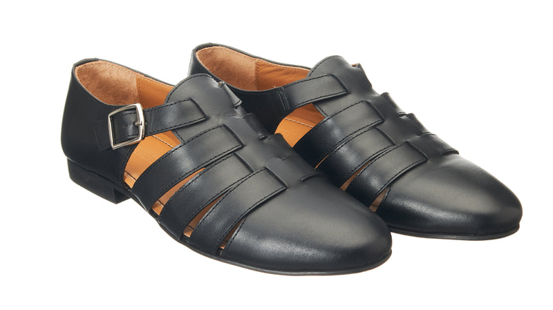 Midnight Roman Loafer
