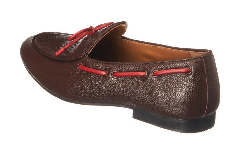 Tobacco Gosa Loafer