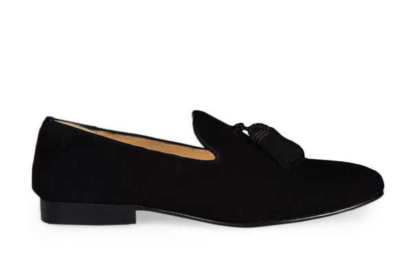 Midnight Royce Tassel Loafer