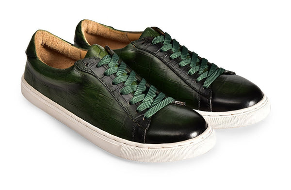 OLIVE GRAVITY LOW-TOP