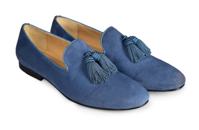 Sky Suede Royce Loafer