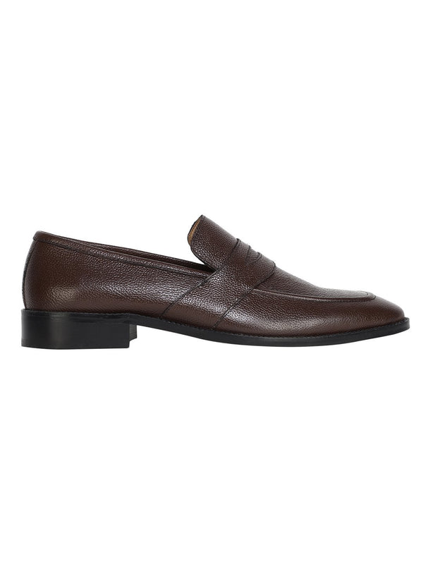 Tobacco Classic Saddle Loafer