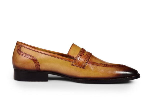 CAMEL FERTELO LOAFER