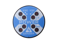 Mulit-Environment CAT III and IV Rated Voltage Indicator for voltage presence indication