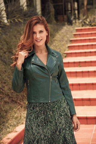 Chaqueta tipo cuero MADISON R255-1 | Jacket MADISON R255-1
