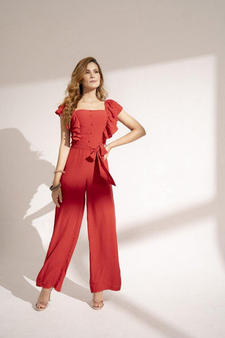 Enterizo CJ27752 |  Jumpsuit CJ27752