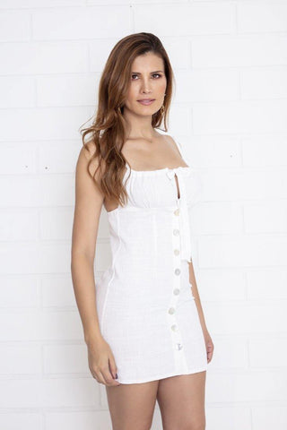 Vestido Corto 9226-01 | Short Dress 9226-01