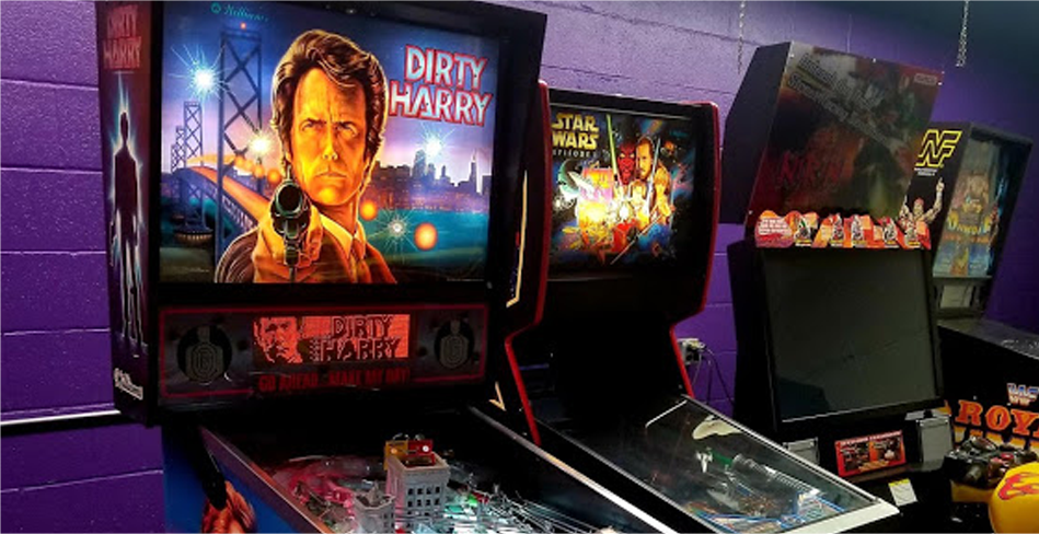 Used Arcade Video Games for Sale | M&P Amusement