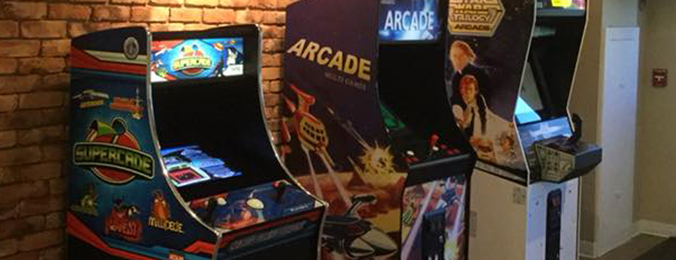 The Evolution of Arcade Gaming | M&P Amusement