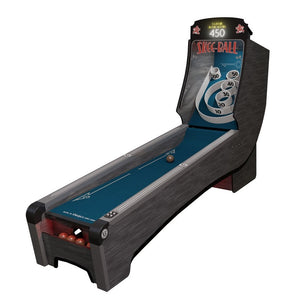 Skee Ball Home Arcade Premium Alley Roller