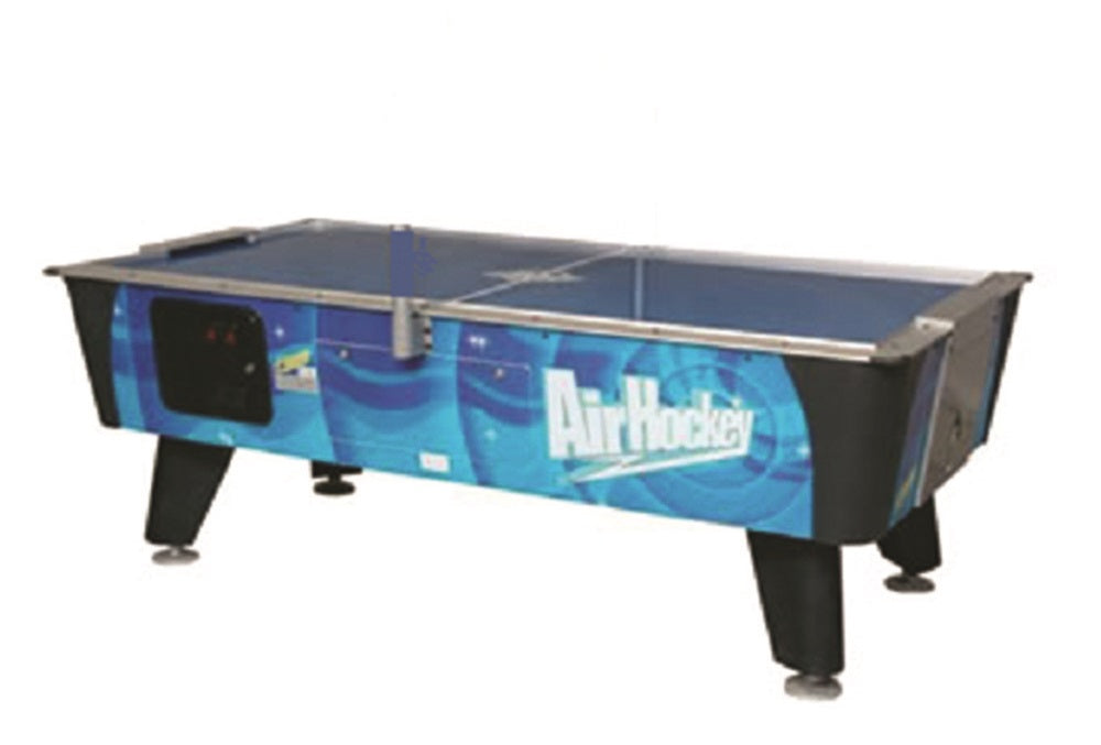 Blue Streak Coin Operated Air Hockey Table
