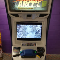 Arctic Thunder Arcade Driving Game