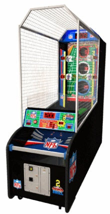 2 Minute Drill Football Arcade Game
