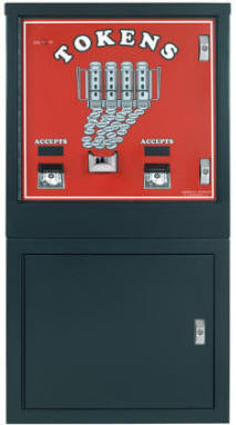 AC 6003 High Capacity Dual Validator Bill Changer