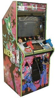 Area 51 Arcade Shooting Game