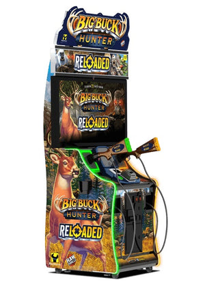 Big Buck Hunter Reloaded 42'' Arcade Shooting Game