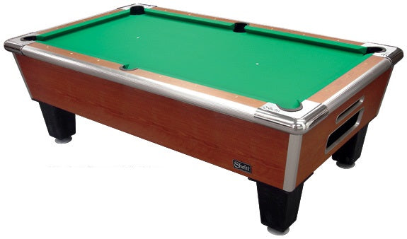 "Bayside Cherry Pool Table (88""- 93'')"
