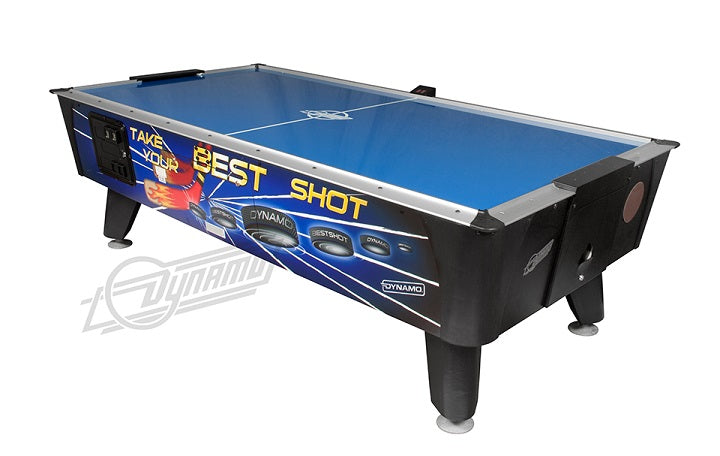 Best Shot Coin Operated Air Hockey Table
