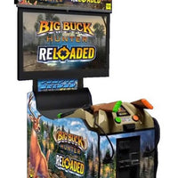 Big Buck Hunter Reloaded Panorama Arcade Shooting Game