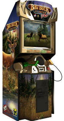 Big Buck Hunter Pro Arcade Shooting Game