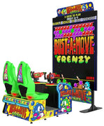 Bust-A-Move Frenzy Arcade Video Game