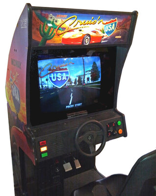 Cruis'n USA Arcade Driving Game