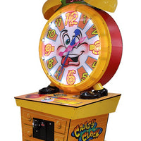Crazy Clock Giant Wheel Ticket Arcade Game