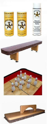 Deluxe Accessory Package for 9' Shuffleboard Table