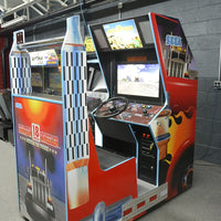 18 Wheeler Arcade Driving Game