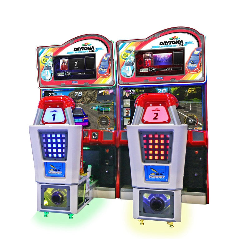 Daytona Championship USA Deluxe Arcade Driving Game