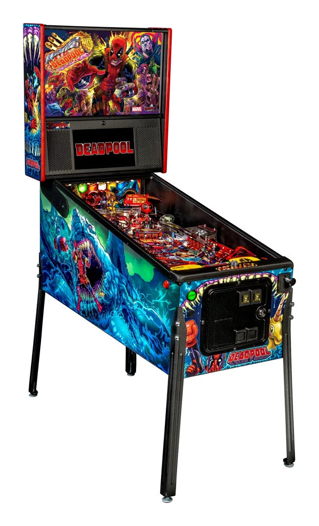 Deadpool Premium Pinball Machine