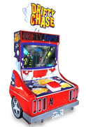 Drifty Chase Ticket Arcade Game